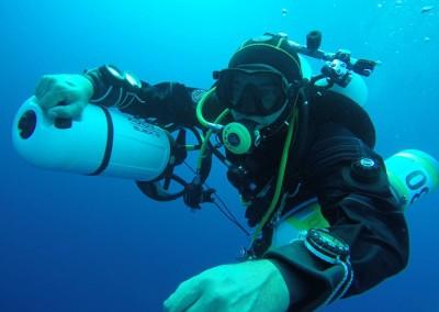 attrezzatura immersioni capo murro