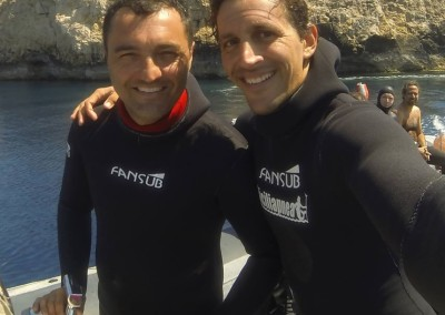 staff diving siracusa plemmirio