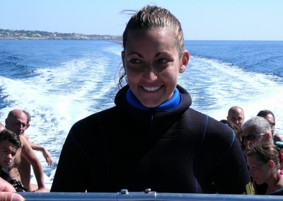 staff diving center siracusa plemmirio