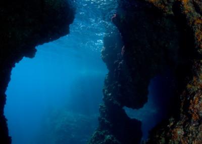 Grotte del Capo nottoli