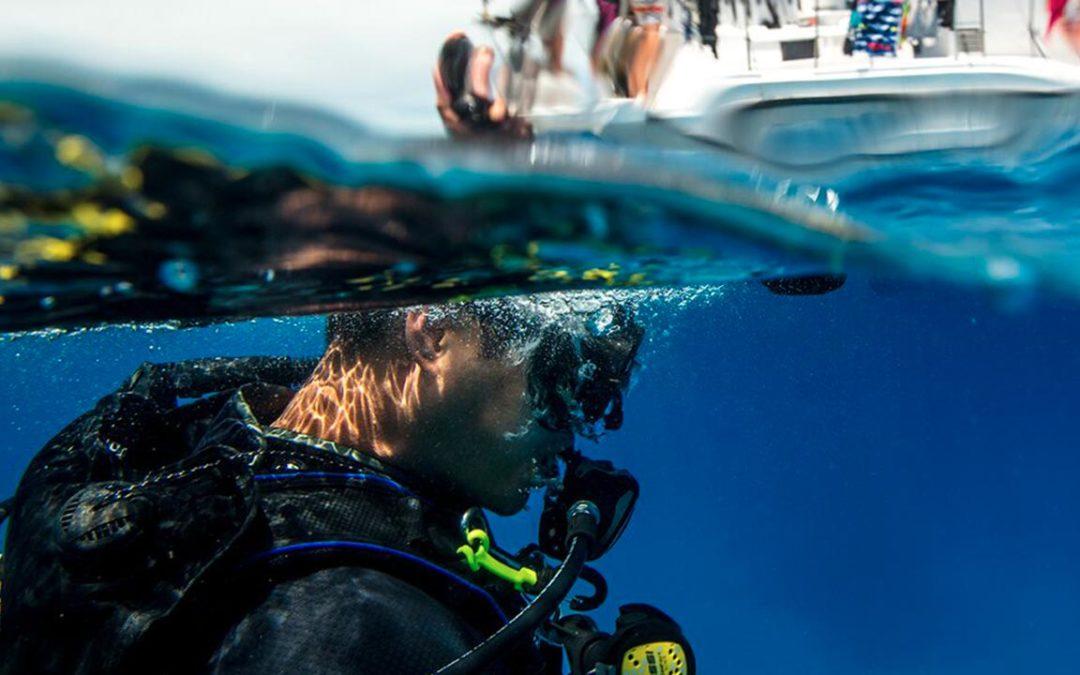 10 immersioni da barca