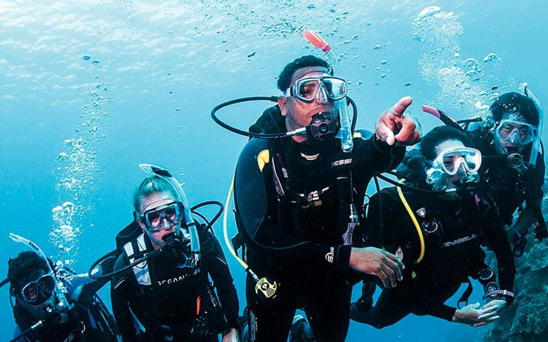 ADVANCED OPEN WATER DIVER COURSE with 10 DIVES